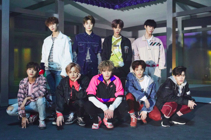 NCT 127 sings about the madness of love on Gimme Gimme