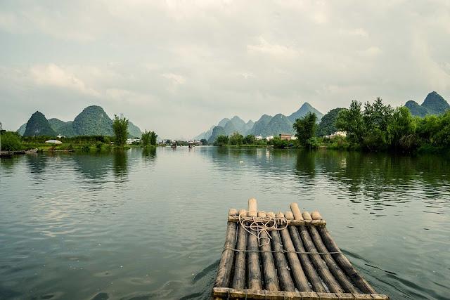 Fiume Li-Asia-Cina-Guilin