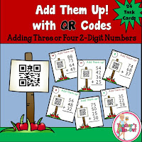 Add Them Up QR Codes