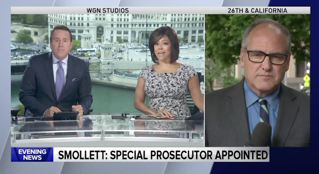 Judge Orders Appointment of Special Prosecutor in Jussie Smollett Case, Additional Prosecution Back on the Table