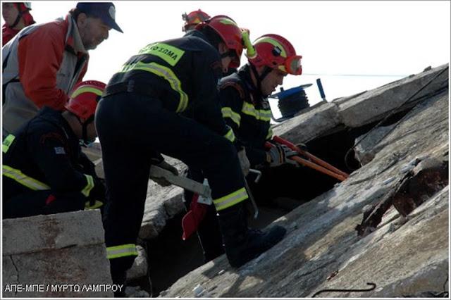 Ειδική Μονάδα Αντιμετώπισης Καταστροφών στην Πελοπόννησο θέλει η Περιφέρεια