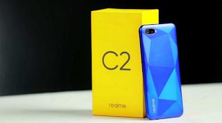 Smartphone Realme C2 3GB Dengan Harga 1 Jutaan Terbaik
