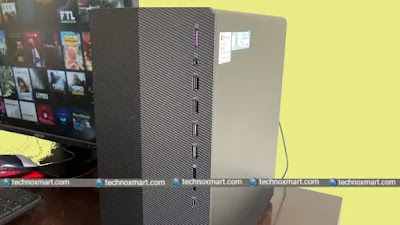 HP Pavilion Gaming Desktop TG01-0203in Full Review