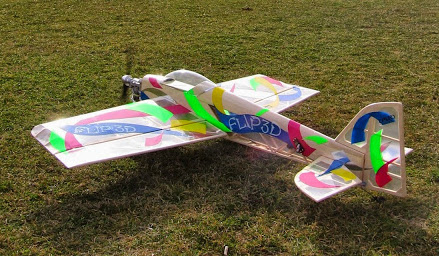 Gruppo Aeromodellistico del Teramano, campo di volo Mario di Gaetano