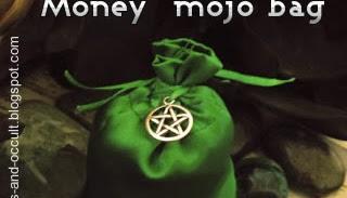 Money mojo Bag