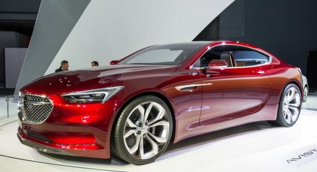 2020 Buick Avista redesign