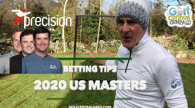 2020 Masters Tournament Betting Tips