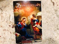 Benedictus: An Affordable Missalette for the Traditional Liturgy