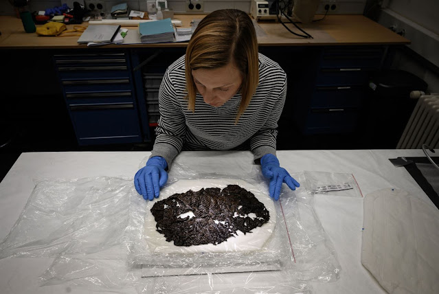 Melting Alpine glaciers yield archaeological treasure troves, but clock ticking