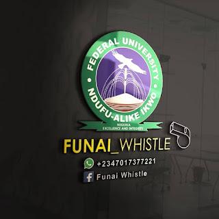 Funai whistle
