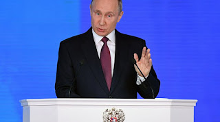 Πούτιν: Δοκιμάσαμε πυρηνικό πύραυλο που δεν μπορεί να αναχαιτίσει κανείς