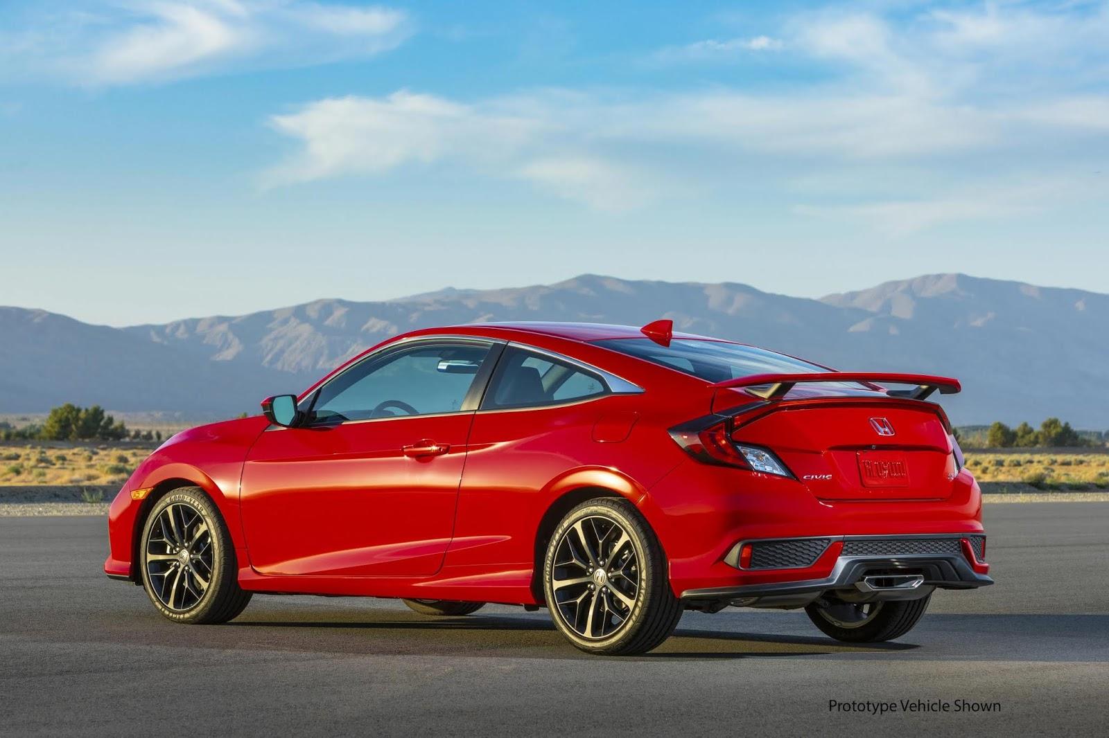 2020 Honda Civic Coupe Rumors