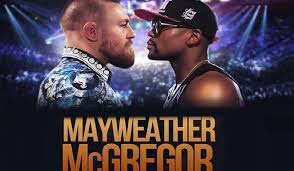 Floyd Mayweather Jr VS Conor McGregor odds