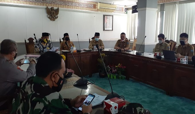 Dua Kali Diundur, Pilkades Serentak di Kabupaten Serang Rencananya Akan Digelar 8 Agustus 2021
