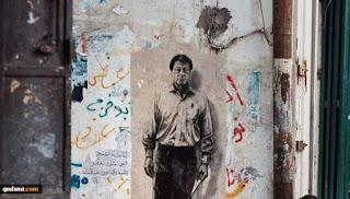 قصيدة الجدارية كاملة للشاعر الفلسطيني محمود درويش