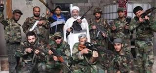 Milisi Syiah Dukungan Iran Perluas Kontrol Wilayah di Damaskus