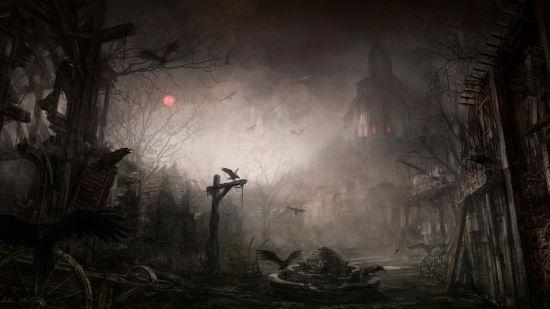 Diablo III in The Shadow of the Demon Temple - Ultra HD 4K 2160p