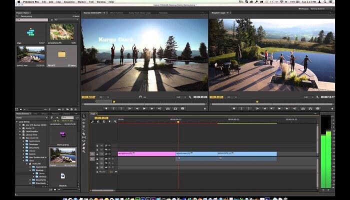 Kurgu Yapmak İçin Kullanılan 4 Bilgisayar Programı - Adobe Premier - Kurgu Gücü