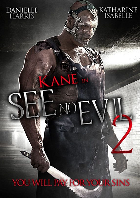 See No Evil 2 (2014) movie poster