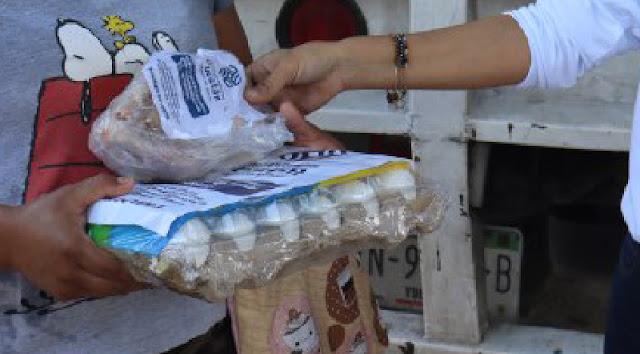 Con un cartón de huevos y un pollo quieren comprar conciencias: Geovanna Campos