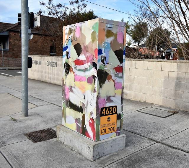 Sydenham Utility Art