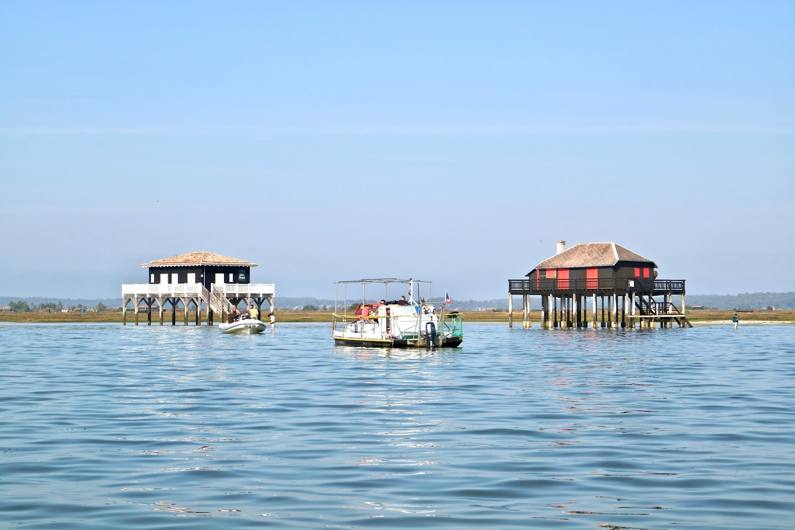 Arcahon Boat Trip