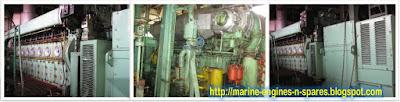 engine parts for sale, bergen marine engine