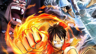 One Piece Pirate Warriors 3 Gameplay