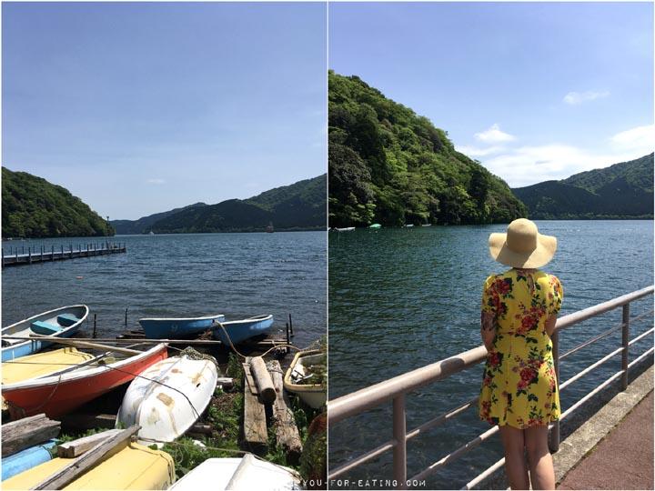 Ashi See Hakone
