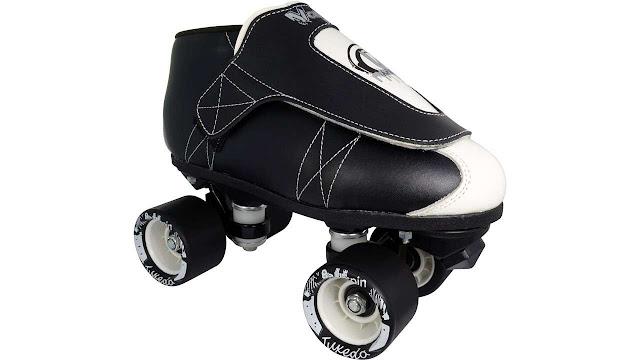 VNLA Junior Tuxedo Jam Skates