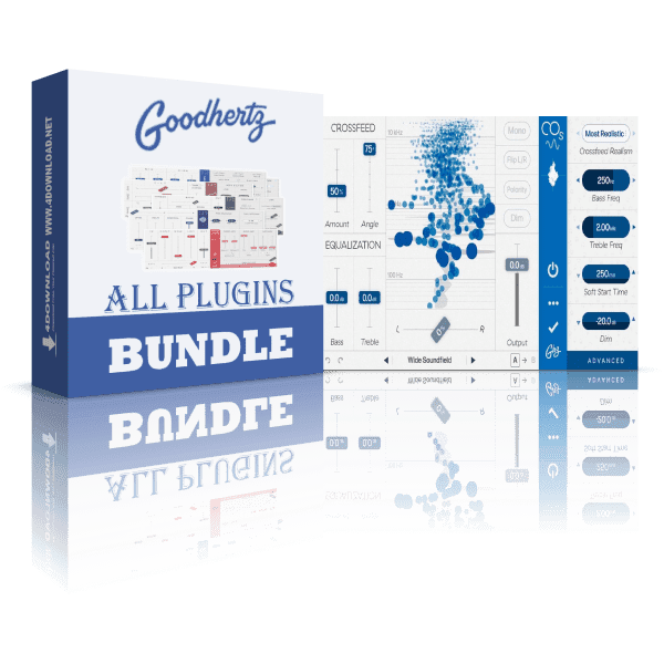 Goodhertz ALL Plugins Bundle v3.5.1 Full version