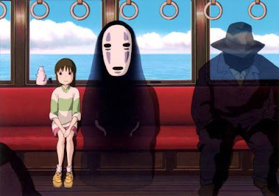Film Animasi Terbaik Spirited Away