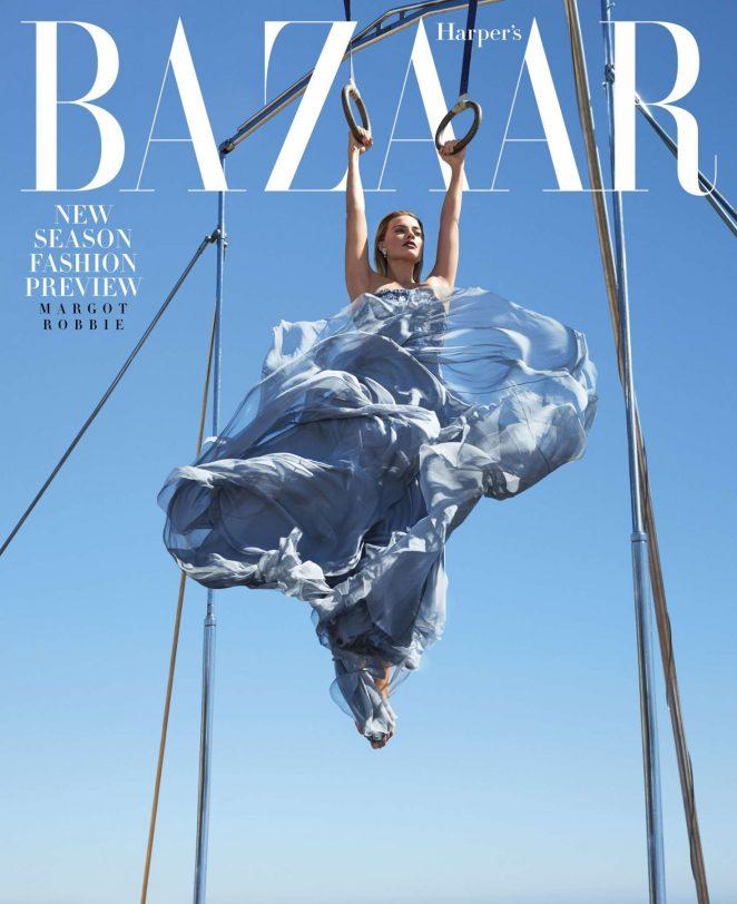 Margot Robbie: Harpers Bazaar 2018  pics 01
