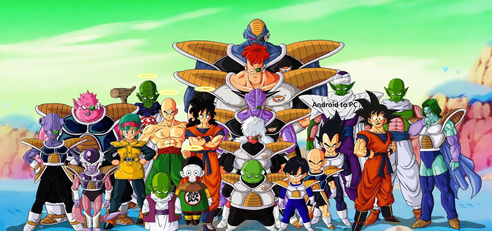 Dragon Ball Z all Episodes HD Online