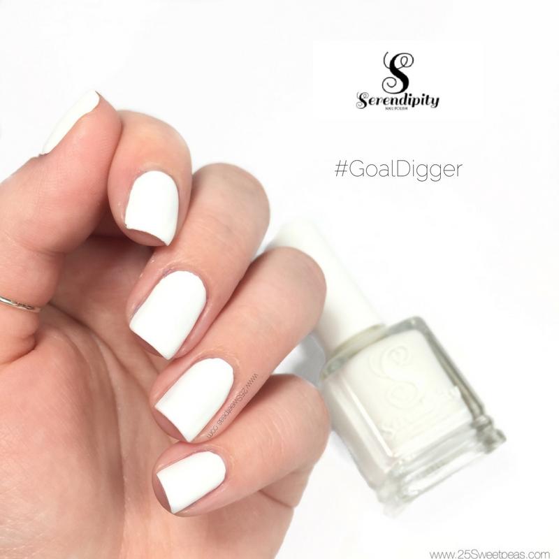 Serendipity Nail Polish #GoalDigger