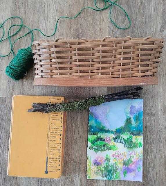 Temporary Seasonal Vignette Activity Baskets