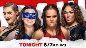 Wwe Raw En Español Latino 23 de Agosto 2021 Repetición y Resultados