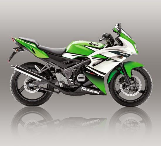 Kredit Motor Kawasaki Ninja RR 150 SE New