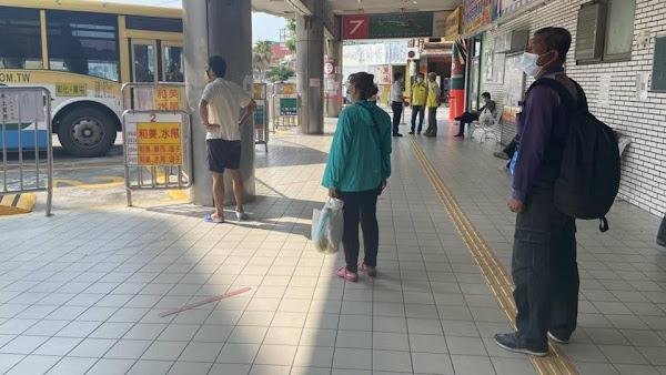 彰化監理站為客運防疫有把關 雙十國慶連假出遊更安心