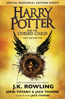 Harry Potter and the Cursed Child by J.K. Rowling, John Tiffany, & Jack Thorne