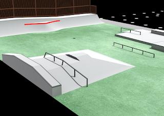 Skate park Provins 2021