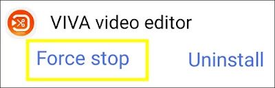 How to Fix VIVA video editor Application Black Screen Problem Android & iOS