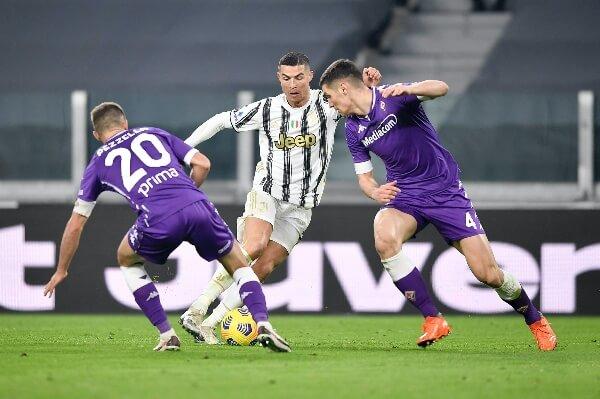 ملخص واهداف مباراة يوفنتوس وفيورنتينا (0-3) الدوري الايطالي