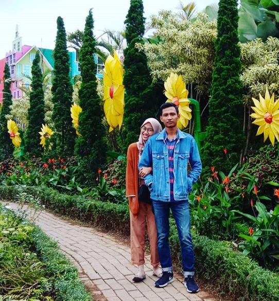 Harga Tiket Masuk Taman Bunga Celosia Bandungan