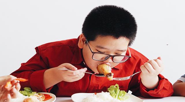 Jangan makan secara lahap