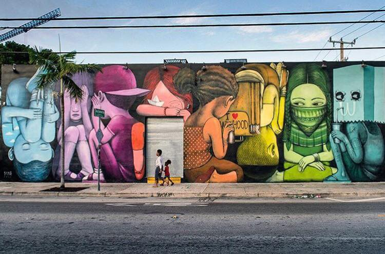 Awesome Street Art by Artist Seth
