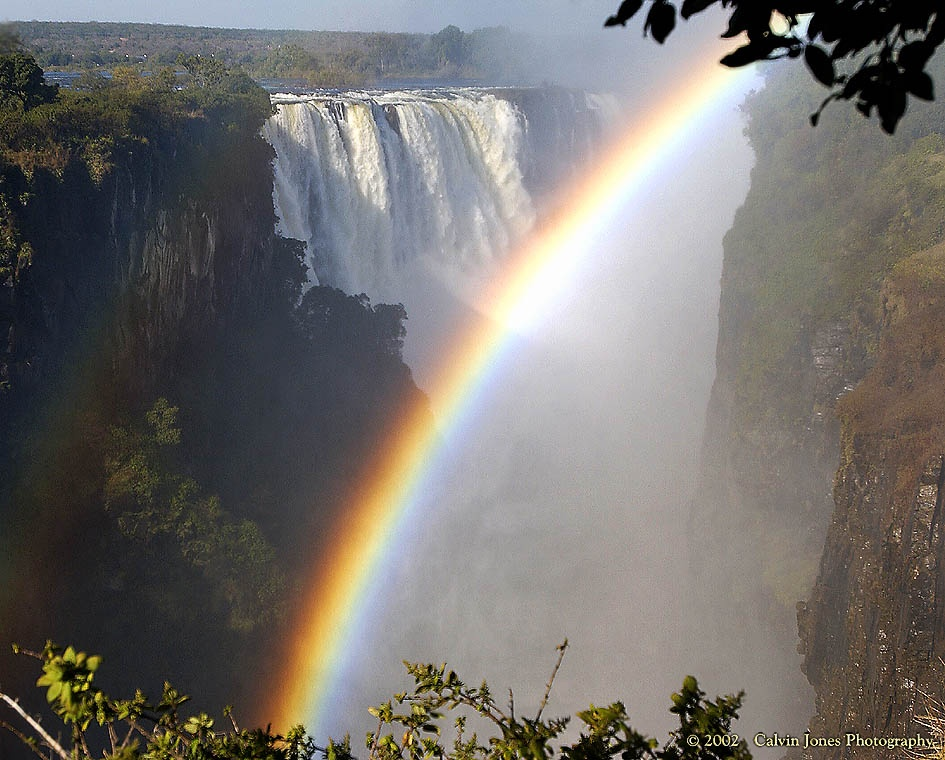 Hella Heaven: Rainbow in Zimbabwe by Calvin Jones