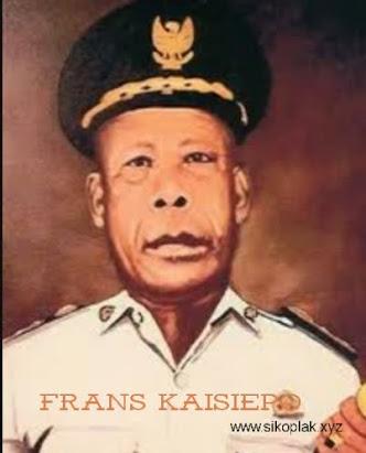 Biodata Frans Kaisiepo Pahlawan Nasional Dari Papua