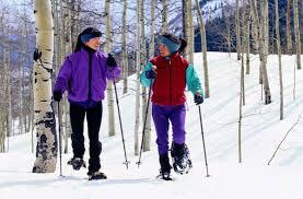 Top 5 Health Benefits Of Snowshoeing