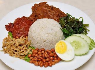 Resep Nasi Lemak Malaysia Asli